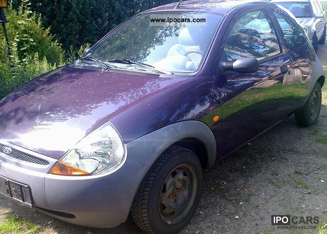 1998 ford ka d 3 standard car photo and specs. Black Bedroom Furniture Sets. Home Design Ideas