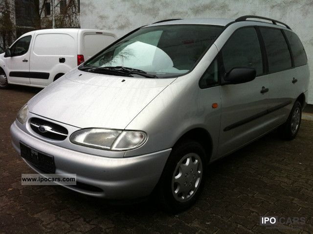 2000 Ford  CLX Galaxy 2.3 Other Used vehicle photo