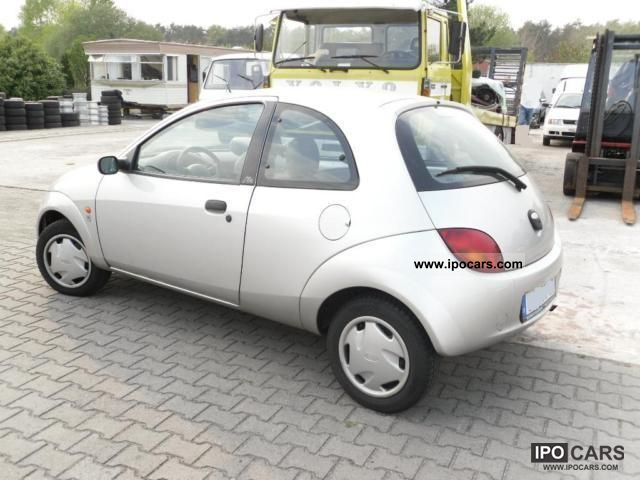 2000 ford ka 1 3 power and air conditioning abs wheels t v 1 2013 car photo and specs. Black Bedroom Furniture Sets. Home Design Ideas