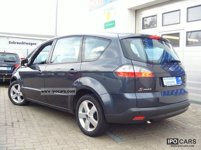 2007 ford s max 2 0 tdci dpf titanium panoramic roof pdc car photo and specs. Black Bedroom Furniture Sets. Home Design Ideas