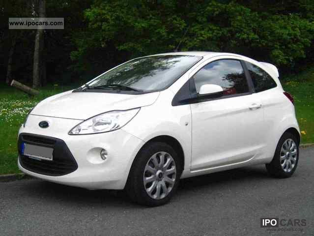 2009 Ford Ka Titanium, Warranty, ESP, air conditioning ...
