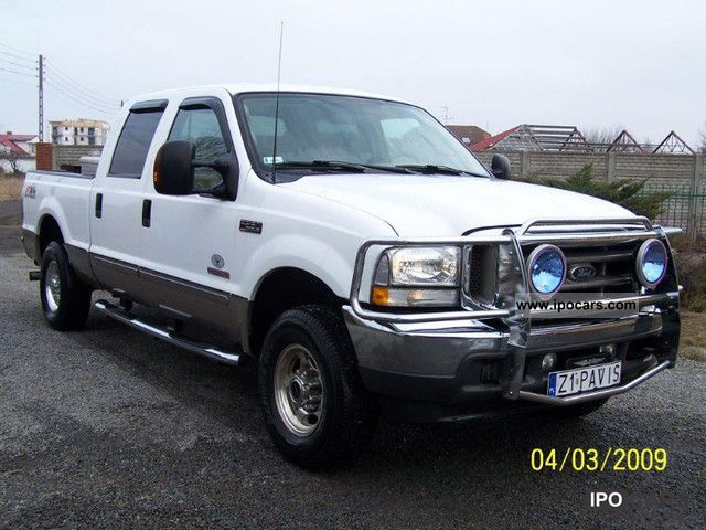 2003 Ford  F 250 4X4 DIESEL V8 POWER STROKE TEXAS RANCH Off-road Vehicle/Pickup Truck Used vehicle photo