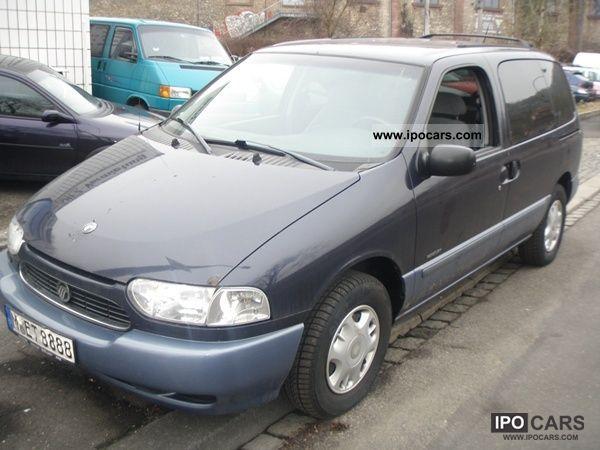 1999 Ford  Mercury Van / Minibus Used vehicle photo