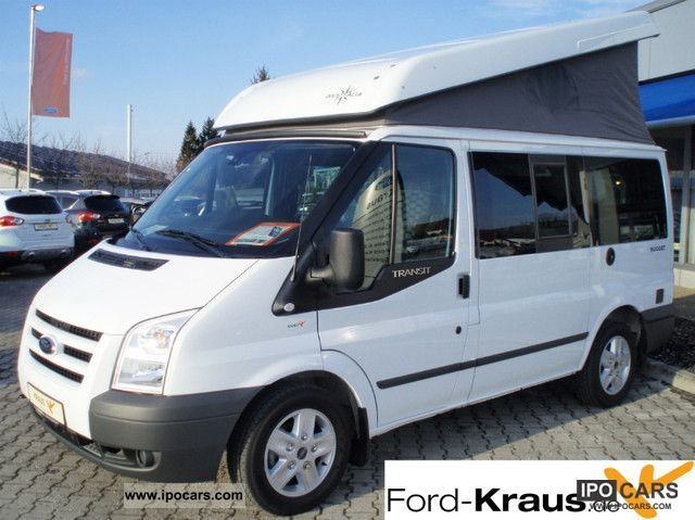 2011 Ford  FT 300 K TDCi pop-up camper Nugget Other Employee's Car photo