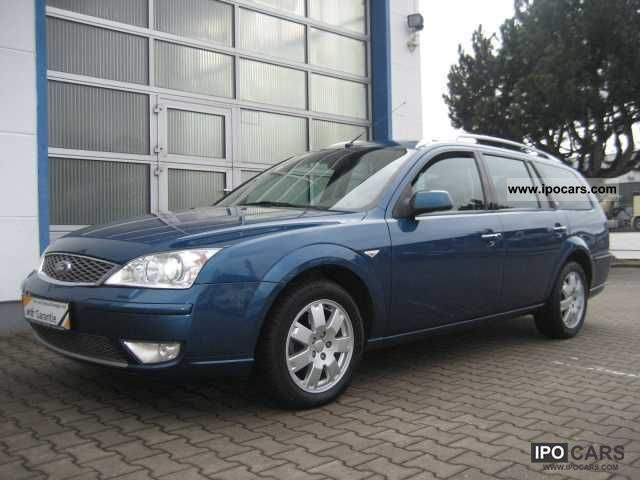 2006 ford mondeo 2 2 tdci ghia x tournament leather navi xenon car photo and specs. Black Bedroom Furniture Sets. Home Design Ideas