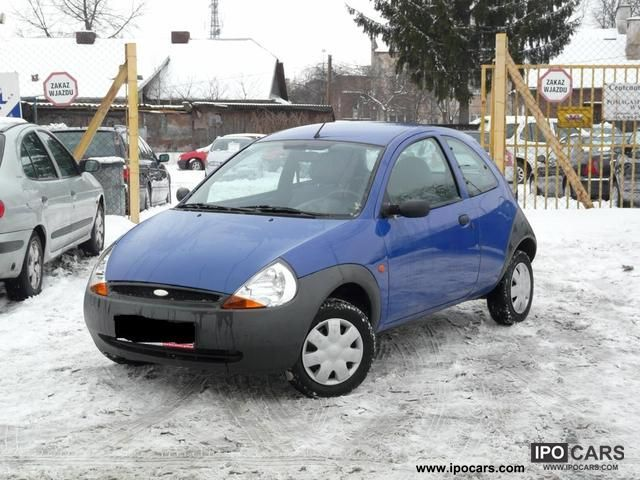 2002 Ford  Ka AIR Other Used vehicle photo
