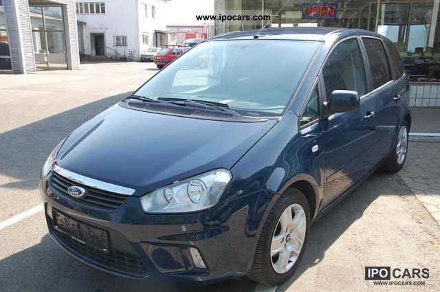 2009 ford c max style navigation car photo and specs. Black Bedroom Furniture Sets. Home Design Ideas