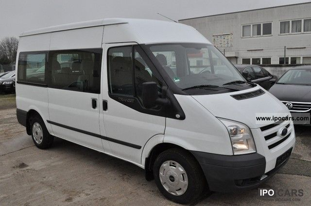 2010 Ford  Transit FT 300 M TDCi cars DPFTrend Long & High Van / Minibus Used vehicle photo