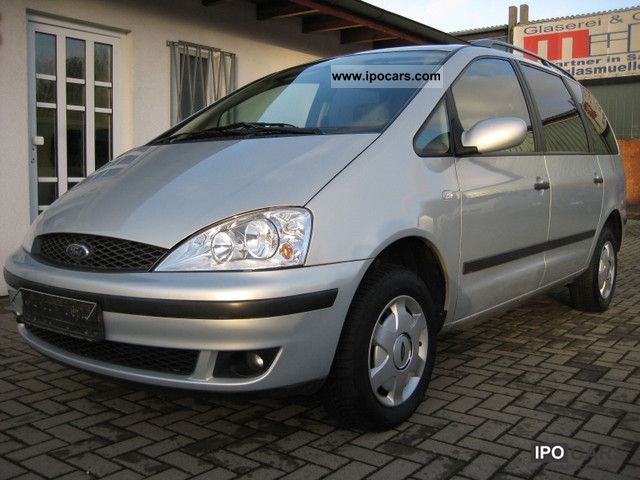 2000 Ford  Galaxy 2.3 Trend 6-seater air-conditioning Van / Minibus Used vehicle photo