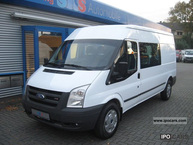 2007 ford transit mixto green badge 1 hand 6 seater air. Black Bedroom Furniture Sets. Home Design Ideas