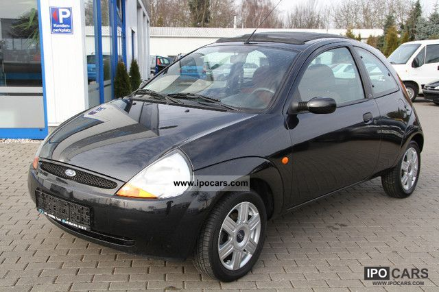 2008 Ford  Ka with air Small Car Used vehicle photo