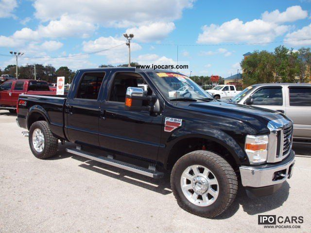 2010 ford f 250 lariat diesel 4x4 car photo and specs