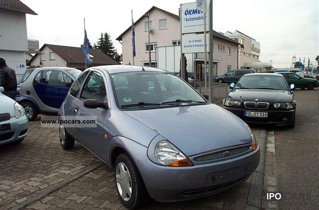 1997 Ford  Ka * Air * Power * cat * D3 Small Car Used vehicle photo