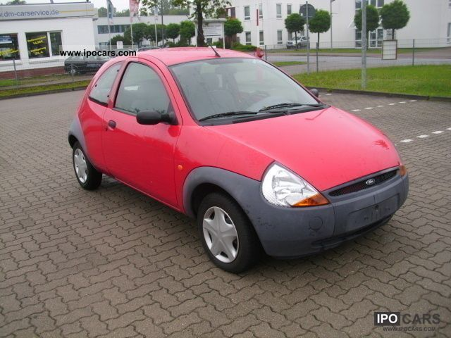 ford ka  original  km  mot au car