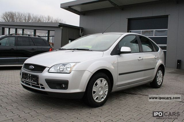 2006 Ford  Focus 1.6 16V AIR-2.Hand- Limousine Used vehicle photo