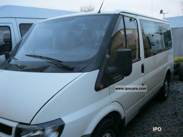 2004 Ford  FT 280 K TDE car Van / Minibus Used vehicle photo