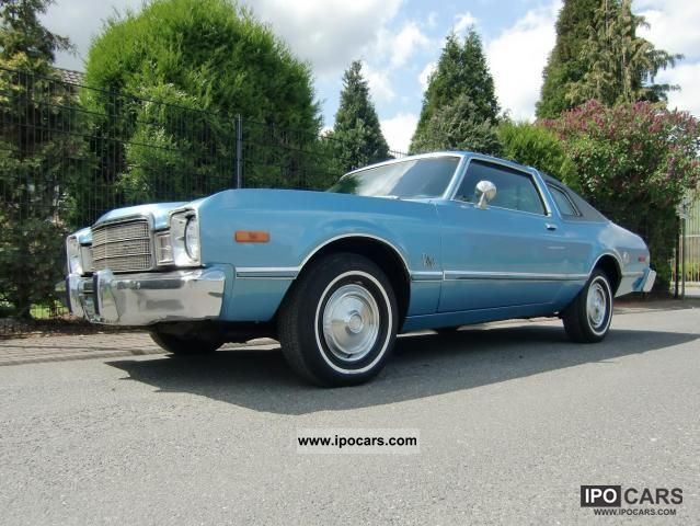 1979 Ford  Fairlane / Volare Sports car/Coupe Classic Vehicle photo