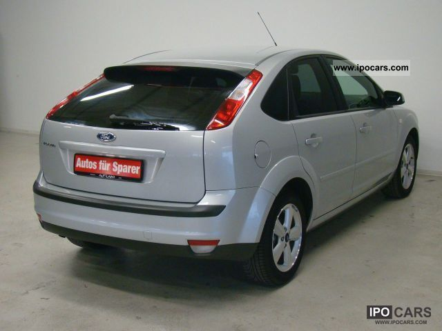 2006 ford focus 16v 5 door klimaaut leather case car photo and specs. Black Bedroom Furniture Sets. Home Design Ideas