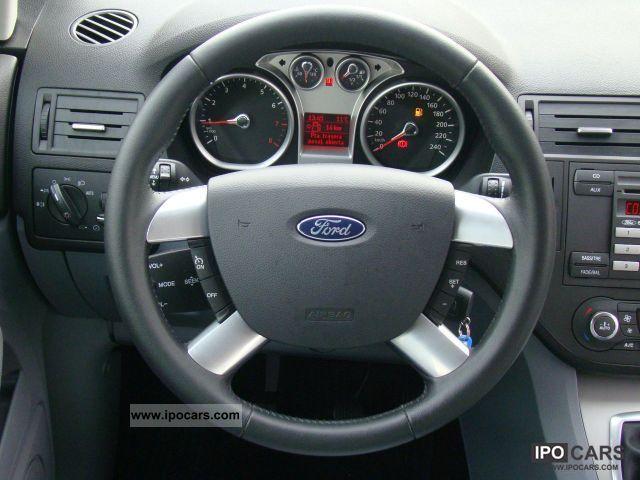 Ford Transit 350 >> 2010 Ford C-Max 1.6i 16V AAC Cruise control ESP NSW - Car ...