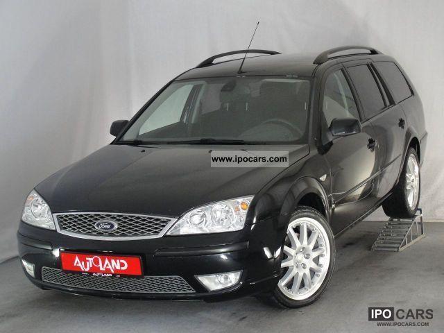 2006 Ford  Mondeo 2.0 TDCi Futura X aluminum climate control Estate Car Used vehicle photo