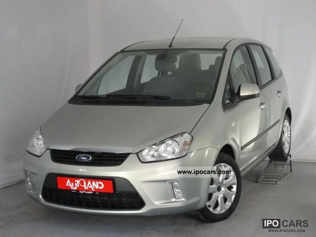 2010 Ford  C-Max 1.6 Ti-VCT trend AAC Cruise Van / Minibus Used vehicle photo
