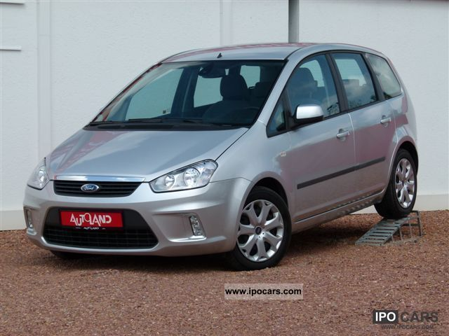 2010 Ford  C-Max 1.6 Ti-VCT Automatic air conditioning Cruise control ESP Van / Minibus Used vehicle photo