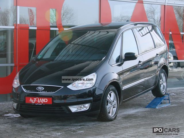 2006 Ford  Galaxy 2.0 TDCi AAC aluminum panoramic roof Van / Minibus Used vehicle photo