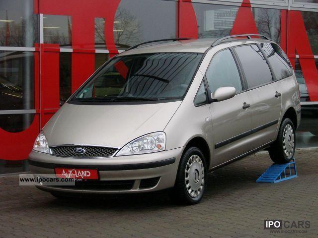 2005 Ford  Galaxy 1.9 TDi DPF AAC 7-seater R-CD Van / Minibus Used vehicle photo