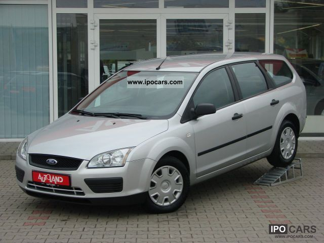 2006 ford focus ii 1 6 tdci trend tournament air atmosphere e estate