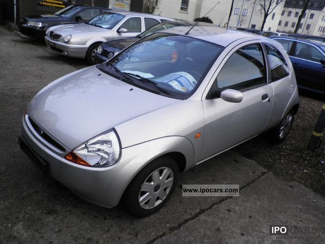 2006 Ford  Ka - 41000km - climate - very clean! Small Car Used vehicle photo