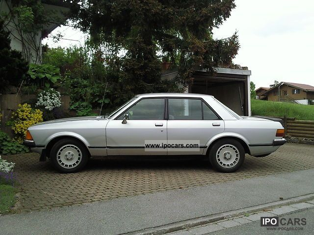 Ford  Granada 2.8i GLS 1978 Vintage, Classic and Old Cars photo