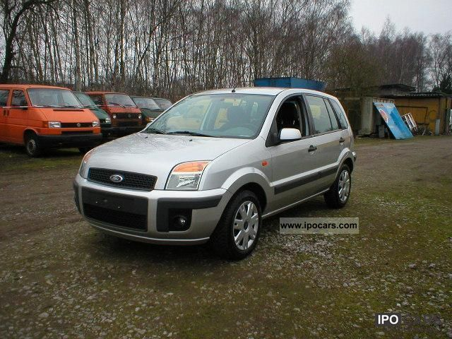 2006 Ford  1.4 TDCI Euro 4 Estate Car Used vehicle photo