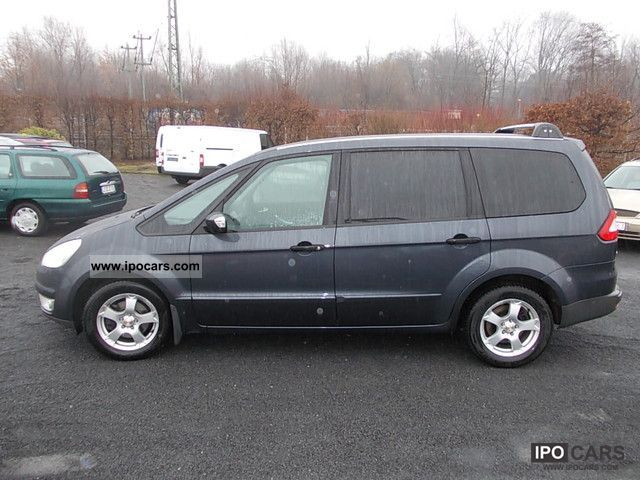 2009 Ford  Galaxy 2.0 TDCi DPF Van / Minibus Used vehicle photo