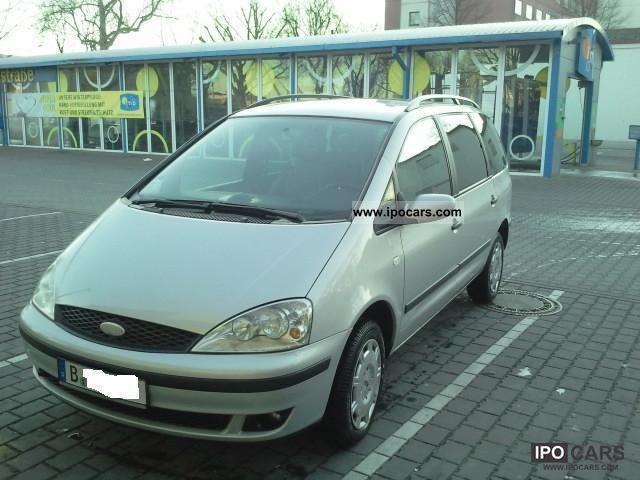 2002 Ford  Galaxy 16V Van / Minibus Used vehicle photo