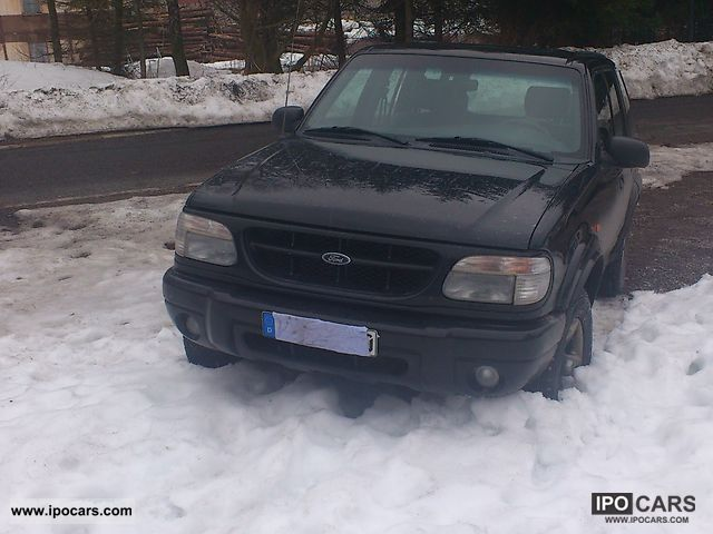 Ford  Explorer Limited 2000 Liquefied Petroleum Gas Cars (LPG, GPL, propane) photo