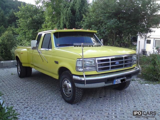 1995 Ford  F 350 Off-road Vehicle/Pickup Truck Used vehicle photo