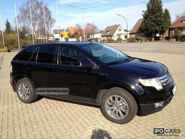 Ford Edge Car Photo And Specs