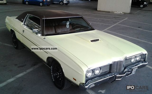 1972 Ford  LTD / Thunderbird / Gran Torino Sports car/Coupe Classic Vehicle photo
