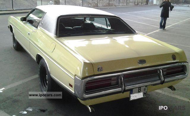 1972 Ford LTD / Thunderbird / Gran Torino Sports car/Coupe Classic ...