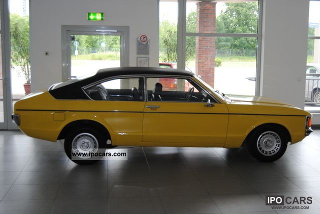 Ford  GRANADA COUPE - 2600 - V 6 - SERVO + LEATHER! 1975 Vintage, Classic and Old Cars photo