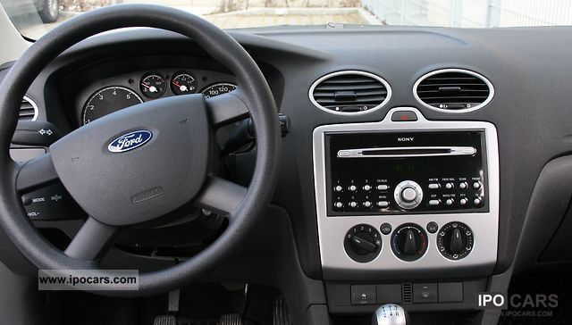 2006 Ford Focus 1.6 ti Vct