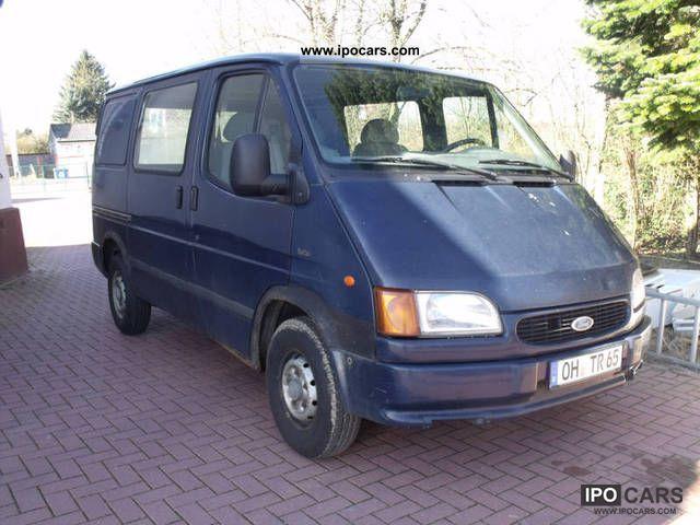 1994 Ford  F80 TDE Van / Minibus Used vehicle photo