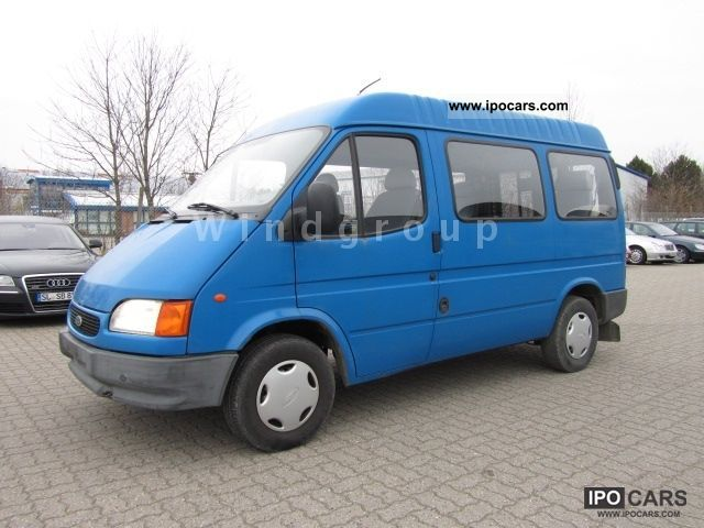 1998 Ford  100 TD 1Hd. Original 60 256 KM. Van / Minibus Used vehicle photo