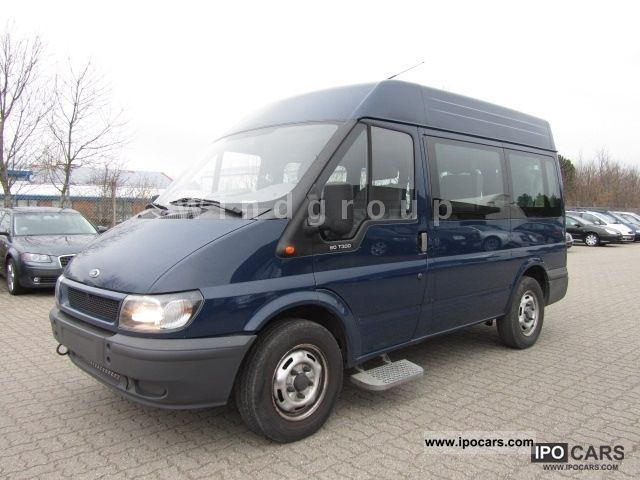 2004 Ford  Transit 90T300 1 2.4 TD attention Van / Minibus Used vehicle photo