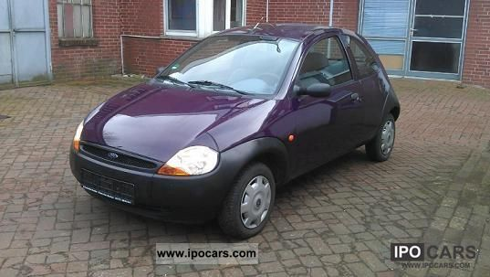 1997 Ford  TÜV New Small Car Used vehicle photo