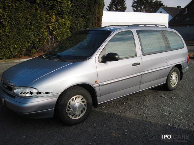 1995 Ford  Windstar hearses Van / Minibus Used vehicle photo