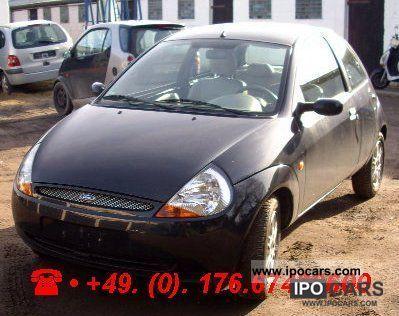 2000 Ford  Ka Royal Small Car Used vehicle photo