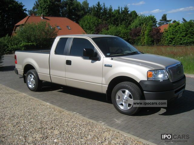 2007 Ford  F-150 XL Supercab Off-road Vehicle/Pickup Truck Used vehicle photo