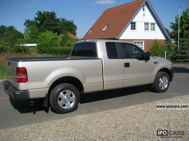2007 ford f 150 xl supercab car photo and specs. Black Bedroom Furniture Sets. Home Design Ideas