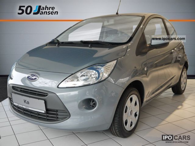 2012 Ford  Ka Champions Edition Small Car Demonstration Vehicle photo